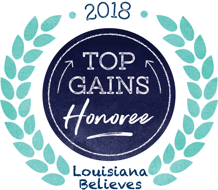 Top Gains Honoree